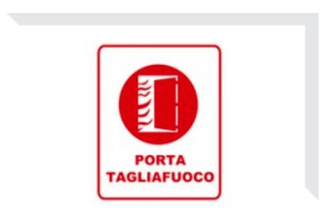 LOGO CERTIFICAZIONE PORTA TAGLIAFUOCO
